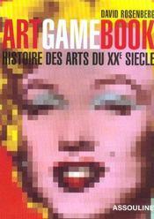 Artgamebook - Intérieur - Format classique