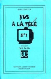Vus a la teles t.2 ; 6 sketches - Couverture - Format classique