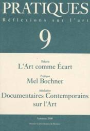 Pratiques 9 - Couverture - Format classique