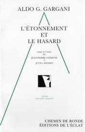 Etonnement Et Hasard - Couverture - Format classique