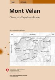 **Mont Velan - Couverture - Format classique