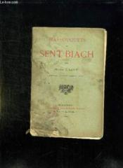 Massouquets De Sent Biach. - Couverture - Format classique