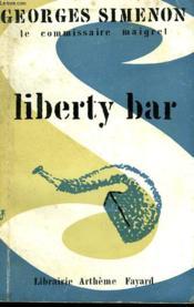 Liberty Bar. - Couverture - Format classique