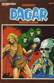 Album N°1. Dagar Pocket Color. Heros De Tulgor / Conan, Les Ailes De La Mort. - Couverture - Format classique