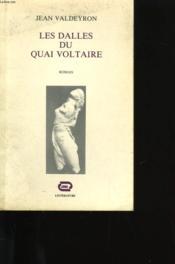 Les Dalles Du Quai Voltaire. - Couverture - Format classique