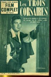 Tous Les Jeudis - Film Complet N° 455 - Les Trois Corsaires - Couverture - Format classique