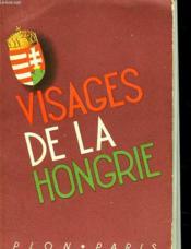 Visages De La Hongrie - Couverture - Format classique