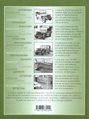 Le Guide De La Jeep - 4ème de couverture - Format classique