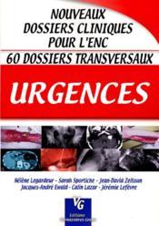Urgences - Couverture - Format classique
