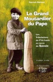 Le grand moutardier du pape - Couverture - Format classique