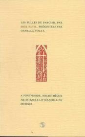 Bulles Du Parcier (Les) - Couverture - Format classique