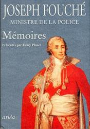 Memoires - Couverture - Format classique
