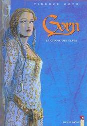 Gorn t.9 ; le chant des elfes - Intérieur - Format classique