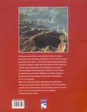 Connaitre la terre et ses coleres - 4ème de couverture - Format classique