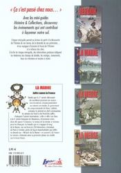 Marne t.2 ; Joffre sauve la France - 4ème de couverture - Format classique