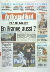 Aujourd'Hui En France N°1137 du 09/01/2005 - Couverture - Format classique