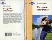 Escapade Amoureuse - The Bride, The Trucker And The Great Escape - Couverture - Format classique