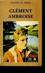 Clement Ambroise. - Couverture - Format classique