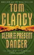 Vente livre :  Clear and Present Danger  - Tom Clancy