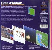 Côte d'Amour - 4ème de couverture - Format classique