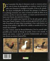 Les Poules Les Oies Et Les Canards ; Les Races Les Soins Et Elevage - 4ème de couverture - Format classique