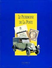 Le Patrimoine De La Poste - Couverture - Format classique