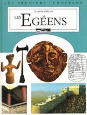 Les Egéens - Couverture - Format classique