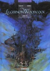 Algernon Woodcock t.2 ; l'oeil fé seconde partie - Couverture - Format classique