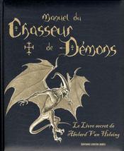 Manuel Du Chasseur De Demons - Intérieur - Format classique