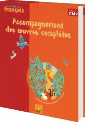 CM2 ; accompagnement des romans - Couverture - Format classique