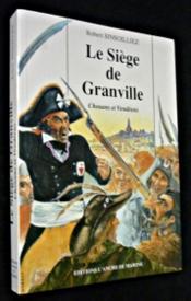 Siege De Granville - Couverture - Format classique
