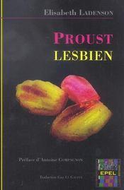 Proust Lesbien - Intérieur - Format classique