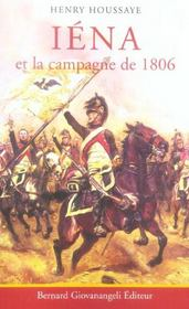 Iena Et La Campagne De 1806 - Intérieur - Format classique