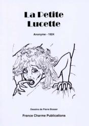 La petite Lucette - Couverture - Format classique