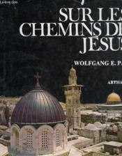 Sur Les Chemins De Jesus - Couverture - Format classique