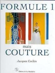 Formule 1 Mais Couture - Couverture - Format classique