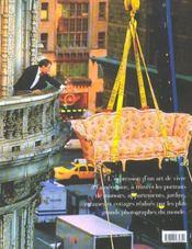L'Art De Vivre ; 100 Ans De House & Garden - 4ème de couverture - Format classique