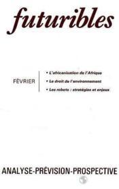 Futuribles No41 Fevrier 1981 - Couverture - Format classique