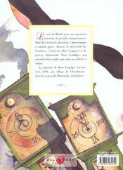 Baiser Malefique (Le) - 4ème de couverture - Format classique