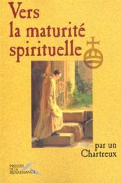 Vers La Maturite Spirituelle - Couverture - Format classique