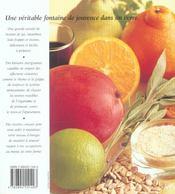 Boissons energisantes et toniques - 4ème de couverture - Format classique