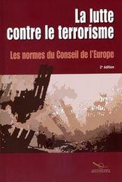 La lutte contre le terrorisme - Intérieur - Format classique
