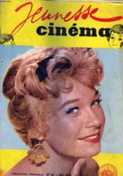 Jeunesse Cinema N°30, Mai 1960. Altariba / Lauren Bacall / Brigitte Bardot / Francis Blanche / Marlon Brando ... - Couverture - Format classique