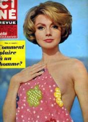 Cine Revue - Tele-Programmes - 48e Annee - N° 37 - La Bataille D'Anzio - Couverture - Format classique