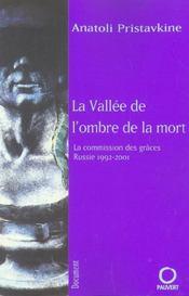La Vallee De L'Ombre De La Mort - Intérieur - Format classique