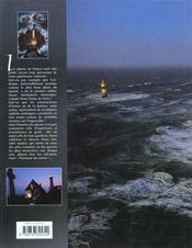 Les phares, enfers et paradis - 4ème de couverture - Format classique