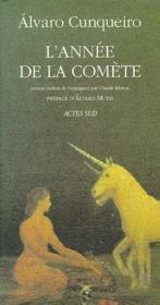 L'Annee De La Comete Ou La Bataille Des Quatre Rois - Couverture - Format classique