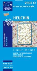 Heuchin - Couverture - Format classique