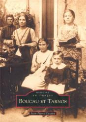 Boucau et Tarnos - Couverture - Format classique