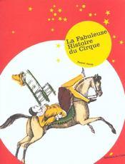 La fabuleuse histoire du cirque - Intérieur - Format classique